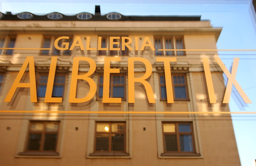 Galleria Albert IX logo