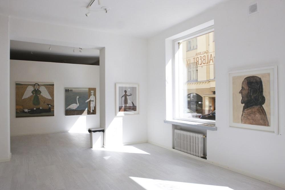 Galleria Albert IX sisäkuva 2